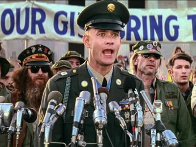 Here's What Forrest Gump And Lieutenant Dan's Apple (AAPL) Investment Could Be Worth Now | Benzinga