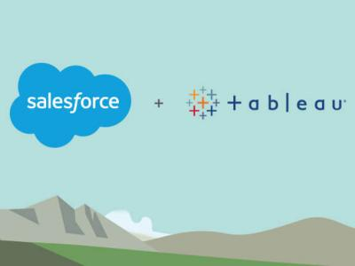 Tableau (NYSE:DATA) CEO On Synergies With Salesforce (NYSE:CRM): The 'Best Of Both Worlds'