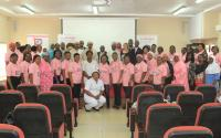 42 nurses, cancer patients and social workers trained as Patient Navigators by P