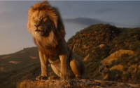 'The Lion King' Official Trailer snippet.