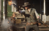 Photo credit: RockStar Games, Red Dead Redemption 2 screens