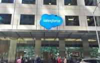Photo courtesy of Salesforce.