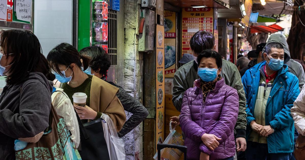 Coronavirus Cases Spike In China, Global Economic Impact Grows | Benzinga