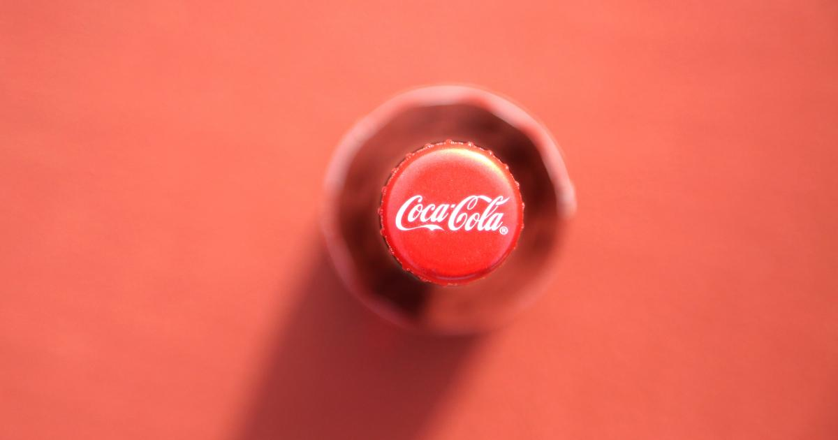 Here's How Long It Took Coca-Cola To Reach A $100B Market Cap