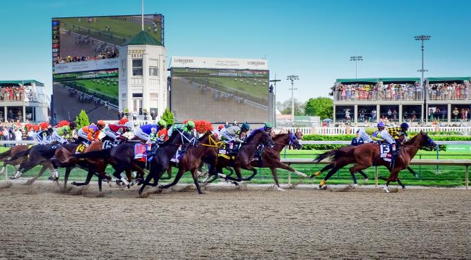 Why Churchill Downs Is A Good Bet Ahead Of The Kentucky Derby
