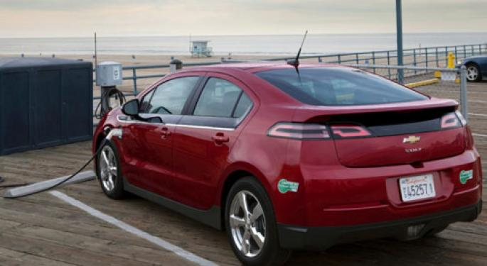 Gas/Electric Hybrids Still Dominating Fully Electric Offerings