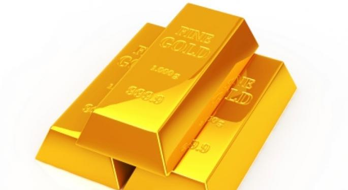 Three Reasons to Buy Gold Now