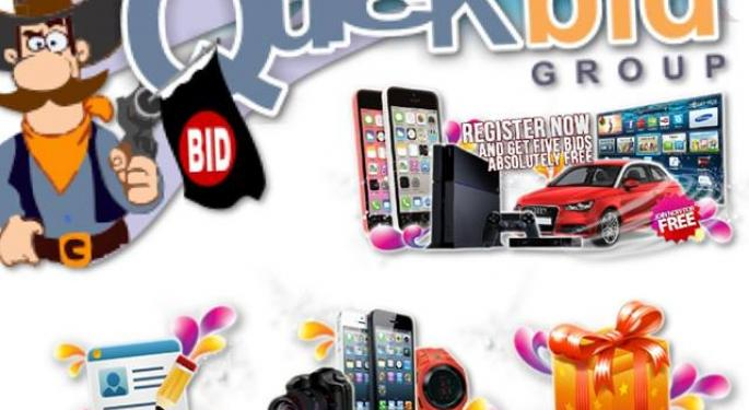 Different Types of Online Auction and its Process