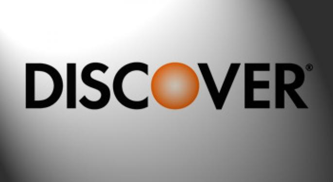 Discover Financial Jumps After Q3 Results