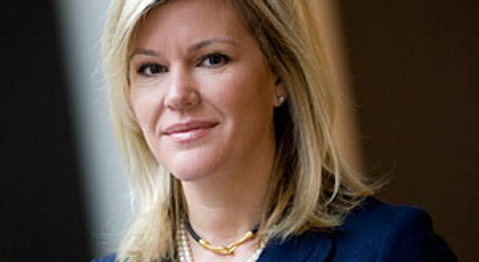 Meredith Whitney Says Banking Sector Will Lose 50,000 More Jobs