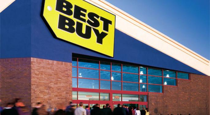 Best Buy Falls on Poor Q2 Results