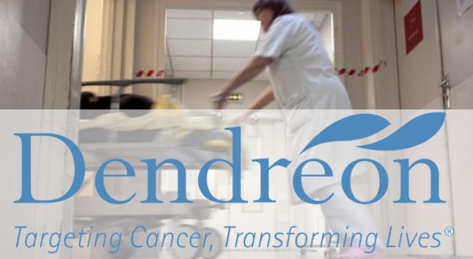 Dendreon Plunges on Restructuring News; Stock Downgraded