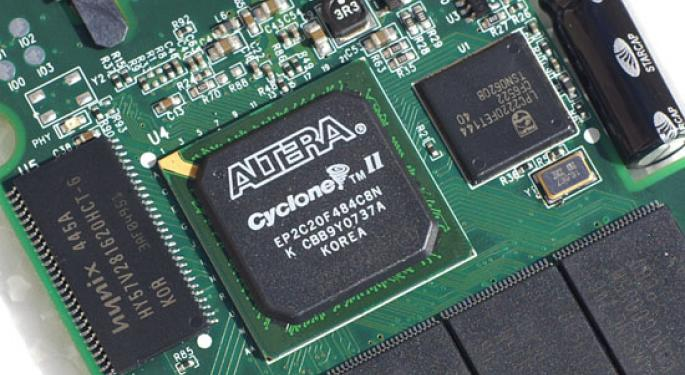 Altera Jumps 8% on Q2 Results
