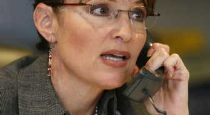 Sarah Palin is Out of Line