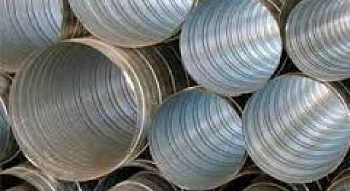 Goldman Sachs and LME: Aluminum Storage – Monopolistic Behavior