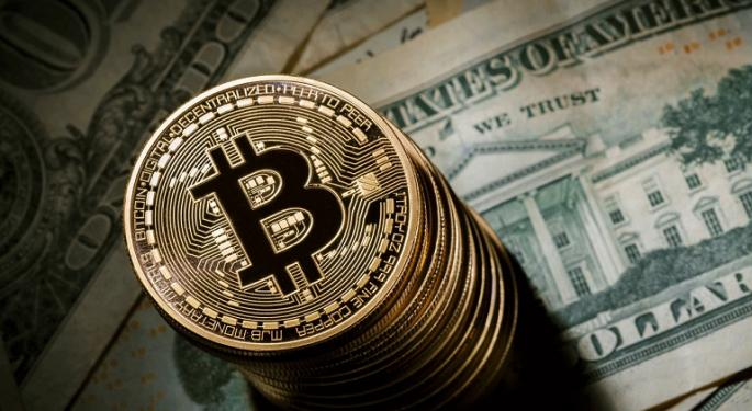 Bitcoin Passing $4,400 After Price Slump
