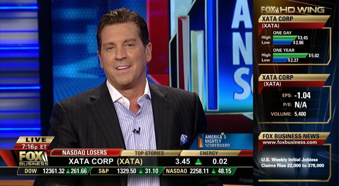 Eric Bolling Talks To Benzinga Before Launch Of New Show: Money Rocks