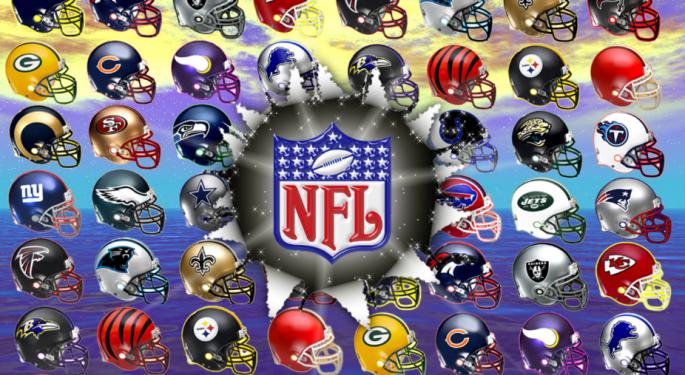 Stocks and Sports: NFL Season Kickoff Coming Soon
