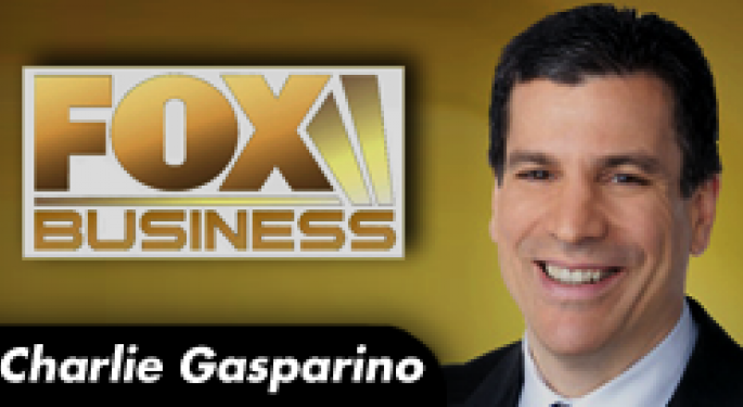 Getting Down to Business with Charlie Gasparino, Senior Correspondent with Fox Business Network, Part 1