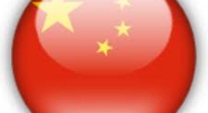 China's Import Surge