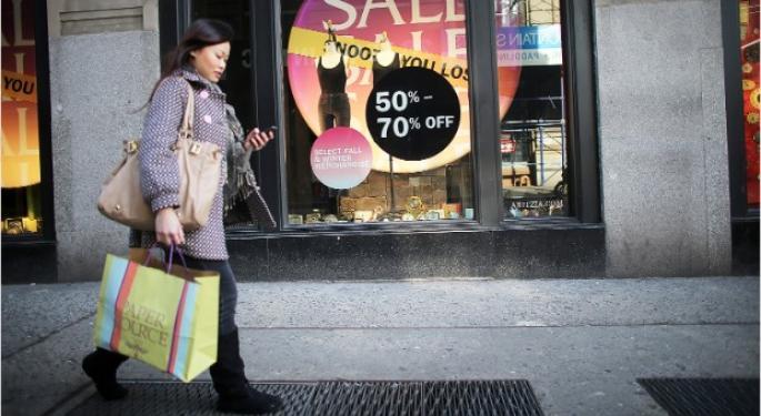 US Consumer Sentiment: Telling Tales