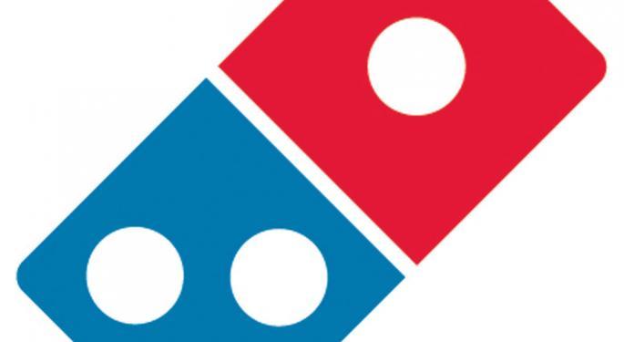 Benzinga Tastes the New Domino's Pizza