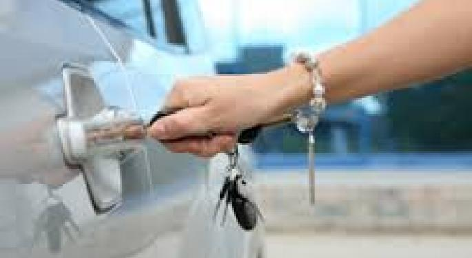 China Automotive Lock Market - New Market Research Report Published: #Radiant Insights, Inc