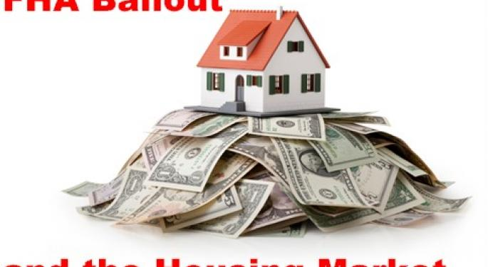 Double Standard for FHA