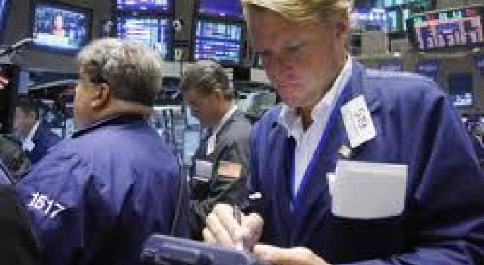 US Stock Futures Down; Gold Futures Rise