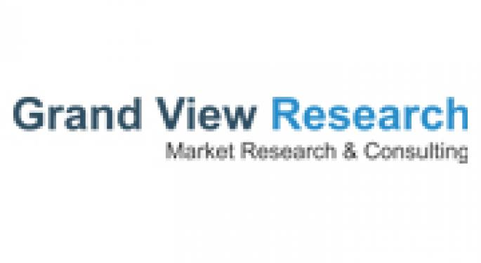 Nitrogen Trifluoride NF3 And Fluorine Gas F2 Market Growing At CAGR Of 12.4% From 2014 To 2020: Grand View Research, Inc.