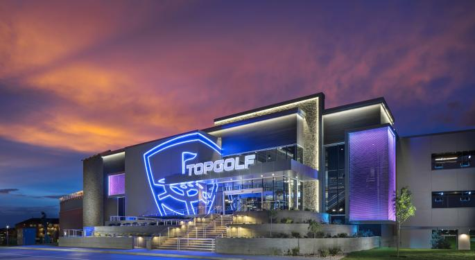 Callaway's Stake In TopGolf Nearly Doubles In A Year, Now Worth $400 Million