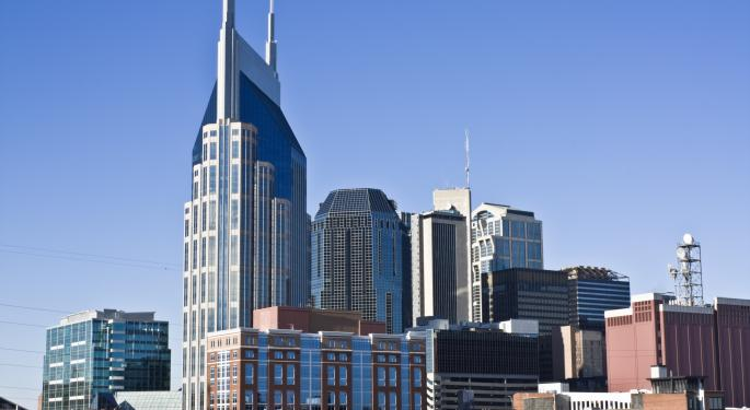 Nashville ETF Celebrates Big Milestone