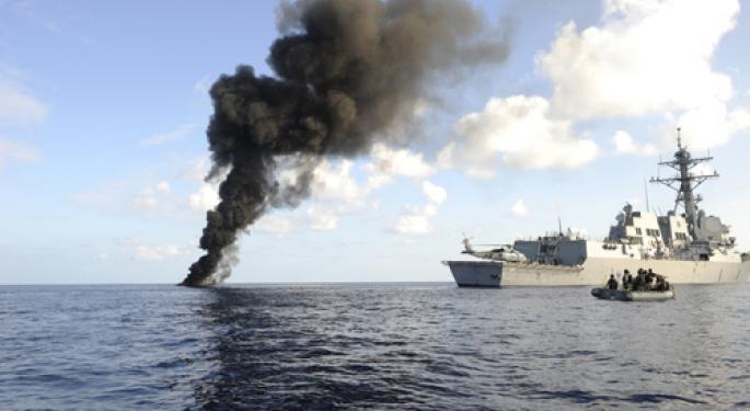 Pirates Kidnap Eight Crew From Multi-Purpose Ship