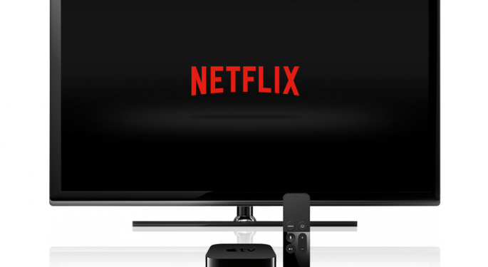 Good Show! UK Watchers Stream To Netflix