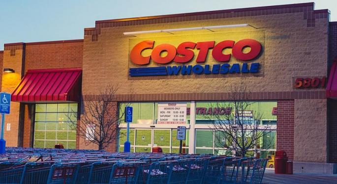 Costco Falls Amid Allegations Of Kickbacks Related To Prescription Drugs