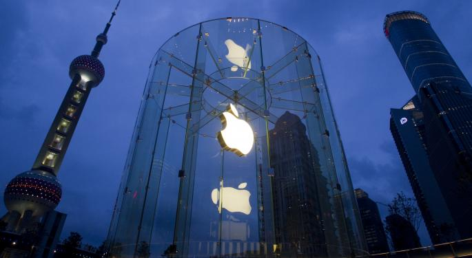 Apple's iPhone Sales In Russia and China Increasing