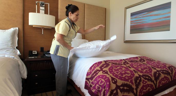 Why JMP Securities Is Bullish On Hotels Despite REITWeek Sentiment