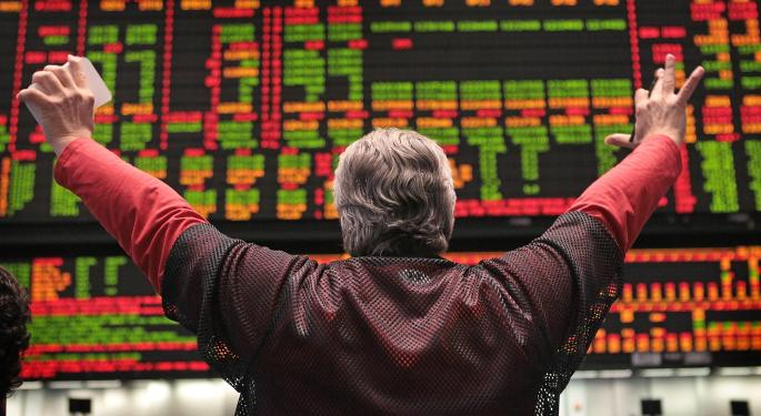 Market Wrap For January 23: Chinese Data, Mixed Earnings Spooking Investors
