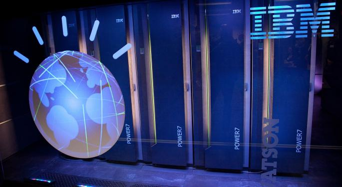 Anne-Marie Baiynd On How IBM Could Go Down To $152