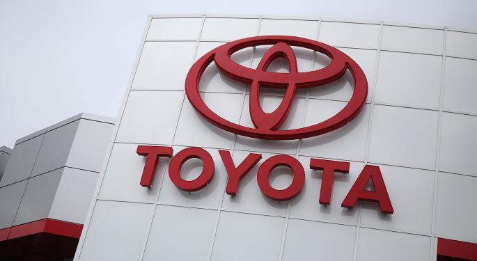 Toyota Top in Auto Sales, Faces Fallout after Jury Ruling