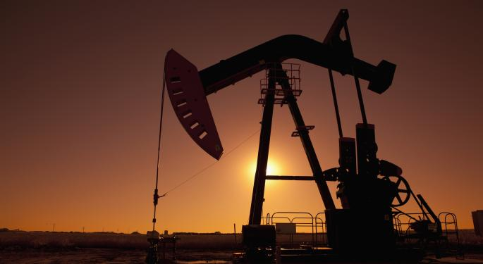 Brent To Finish The Month On A Loss