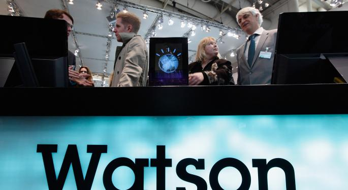 IBM's Watson Will Be Open To Public On The Cloud
