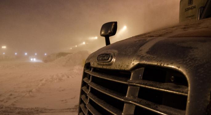 Major Snowstorm Still On Track To Slam Northern Plains