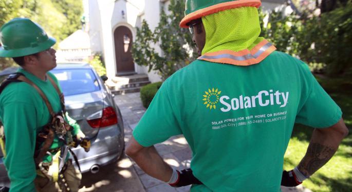 First Solar, SolarCity Face Rising Short Interest FSLR, RSOL, SCTY