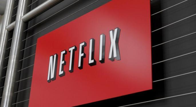 Netflix's Global Dominance In 1 Chart