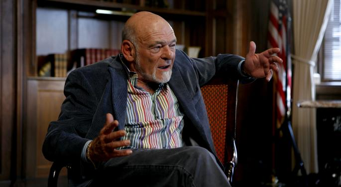 Sam Zell Doesn't Buy Some Stock Prices Based On Economic Activity