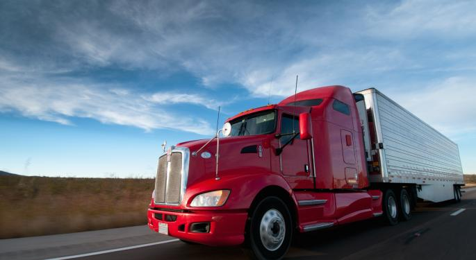 2 Transportation ETFs Break Out