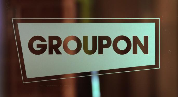 Groupon Investors Currently Pricing In An 'Unlikely' M&A Scenario