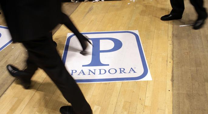 So What's Wedbush Listening To At Pandora?