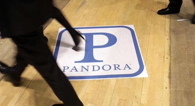 OTR Global: Pandora View Has 'Deteriorated' On Ads, Local Radio Spending